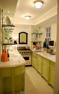 30 beautiful galley kitchen design ideas 2207
