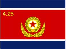 North Korea Flags and Symbols and National Anthem
