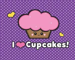Cute Cupcake Backgrounds