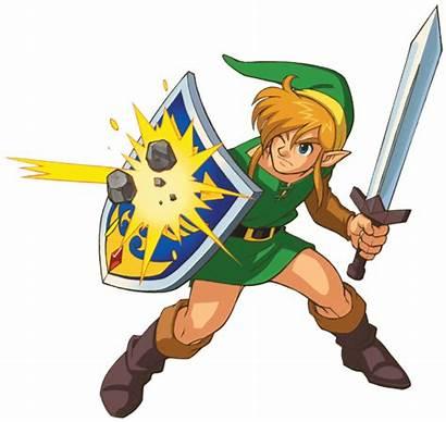 Zelda Link Past Legend Artwork Alttp Concept
