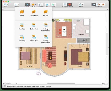 Floor Plan Software Mac by Best Floor Plan Software For Mac