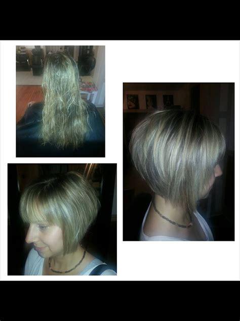 Bob Haircuts Before And After   Bob Hairstyles