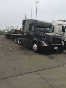 volvo big truck volvo 2007 sleeper semi trucks