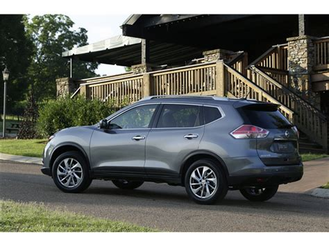 2014 Nissan Rogue Prices, Reviews And Pictures