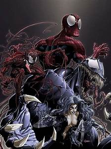 SPIDER-MAN AND BLACK CAT VS. VENOM AND CARNAGE | Comics n ...