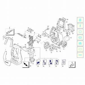 Spares For Makita Hw111 110 Bar Pressure Washer 240v Spare