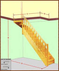 Dimension Escalier Quart Tournant Gauche by Escalier Bois Quart Tournant Haut Sedgu Com