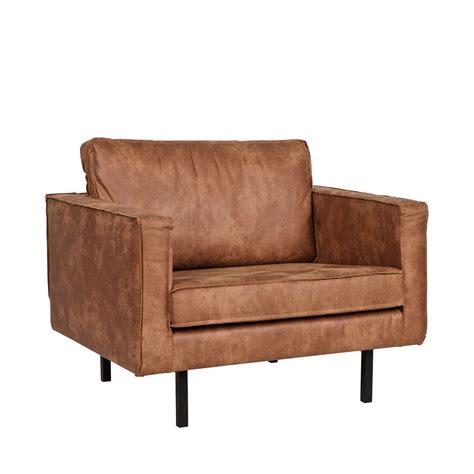 fauteuil en cuir fauteuil vintage en 233 co cuir bronco par drawer fr