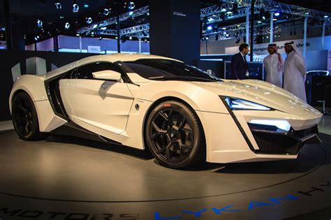 Lykan Hypersport Most Expensive Car 2013