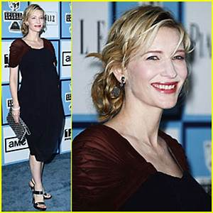 Cate Blanchett Pays Tribute to Heath Ledger | Cate ...