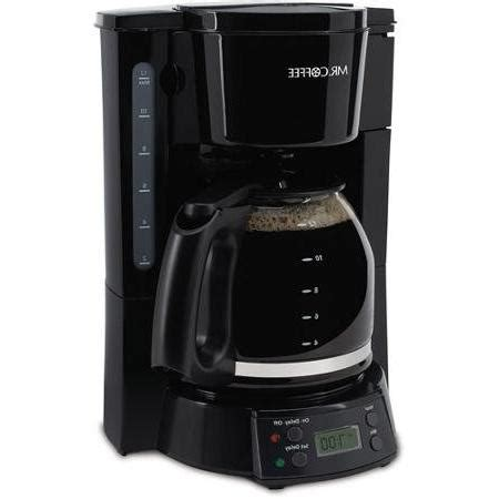 The main problem with the mr. Mr. Coffee 12-Cup Programmable Coffee Maker, Black