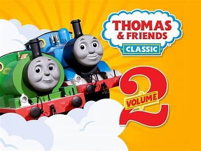 Wikia Thomas Friends Season Classic Volume Engine