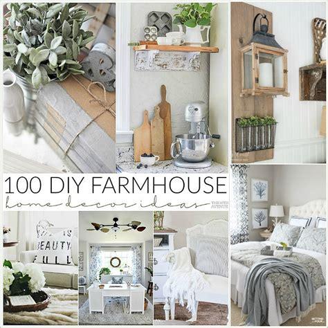 100 diy farmhouse home decor ideas the 36th avenue