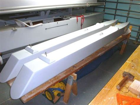 homemade foam boat smaller trimaran discussion