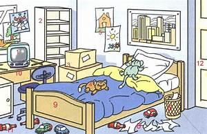 decrire une chambre situer les objets french unit With description d une chambre en anglais