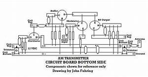 a low power am transmitter for the broadcast band With am transmitter
