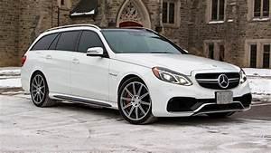 Mercedes E 63 Amg : 2014 mercedes benz e63 amg s model 4matic wagon test drive review ~ Medecine-chirurgie-esthetiques.com Avis de Voitures