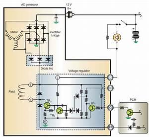 Circuits Bosch Voltage Regulator Wiring Diagram