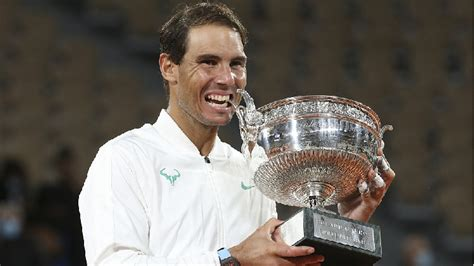 Rafael Nadal beats Novak Djokovic to win 13th Roland ...