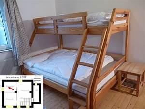 Hochbett Mit Babybett : ferienhaus engelsdorf schlafzimmer des gro en ferienhaus eifel ~ Orissabook.com Haus und Dekorationen