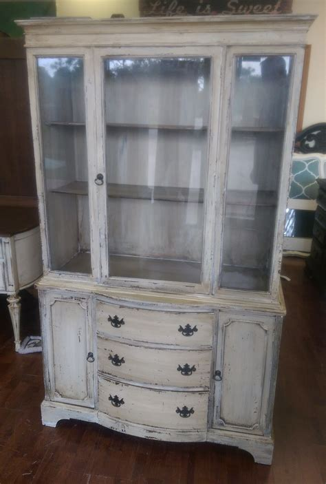 Pin on My Shabby Chic Display Cabinets