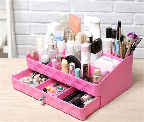 Rak Kosmetik Lucu rak kosmetik acrylic gratis ongkos kirim