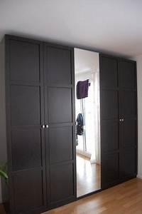 Ikea Arbeitszimmer Schrank : die besten 25 pax t ren ideen auf pinterest begehbarer ~ Lizthompson.info Haus und Dekorationen