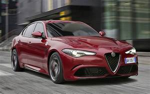 2016 Alfa Romeo Giulia Quadrifoglio - Wallpapers and HD