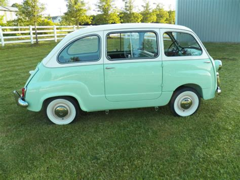 fiat multipla for sale 1960 fiat multipla classic fiat other 1960 for sale