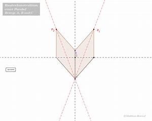 Nullstellen Einer Parabel Berechnen : quadratische funktion geogebra ~ Themetempest.com Abrechnung