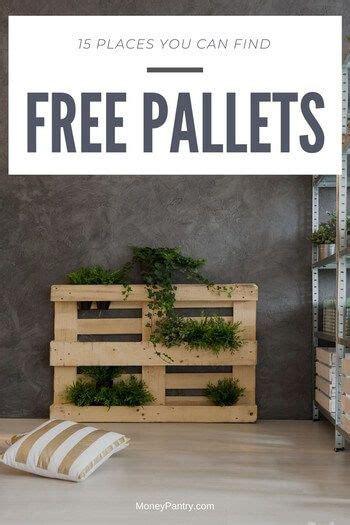 places  find  pallets