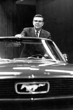 Donald N. Frey, Designer of the Mustang, Dies at 86 - The