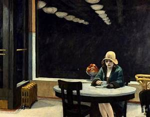 An Analysis of Edward Hopper: Automat