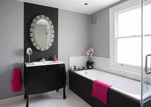 1001 idees deco pour la meilleure association de couleur With peinture salle de bain gris perle