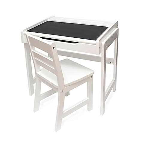 lipper chalkboard storage desk and chair set lipper international chalkboard top desk chair set in