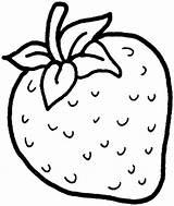 Coloring Fruit Designlooter Posts sketch template