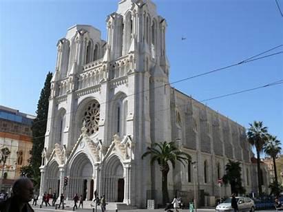 Dame Notre Basilique Nice Monuments Tel