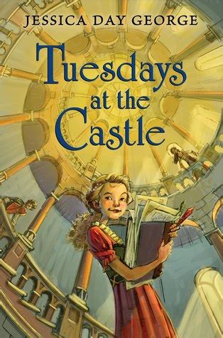 tuesdays   castle castle glower   jessica day george reviews discussion