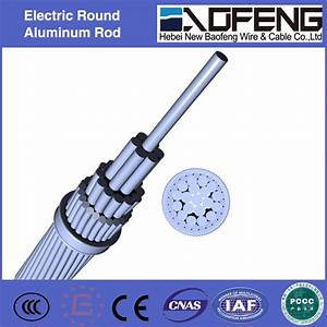 China Aluminum Stranded Wire And Aluminum Conductor Steel