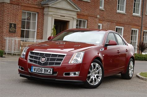 2009 Cadillac Cts Review by 2009 Cadillac Cts Overview