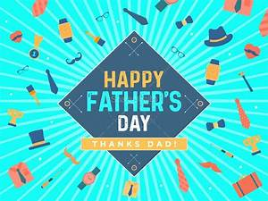 Happy Father's Day Sermon PowerPoint Template | Fathers ...