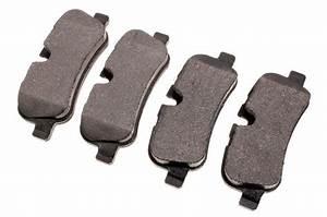 Brake Pad Set Rear - Lr134696p