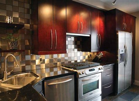 aluminum kitchen backsplash ak s kitchen renovation series ii backsplashes