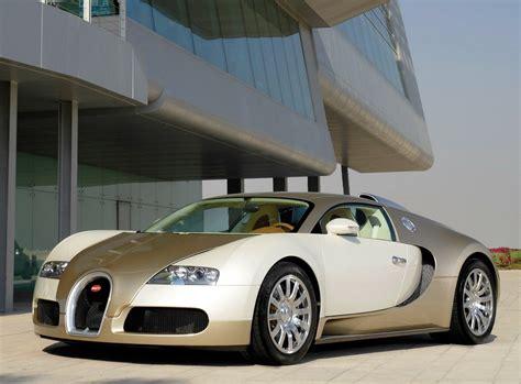 Bugatti Veyron Gold Edition 2009 Bugatti Car Tuning