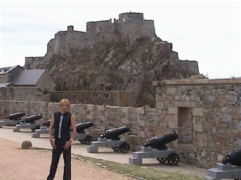 si鑒e auto castle jersey elizabeth castle well worth a visit but allow more than 2hrs on your car parking bild jersey kanalinseln tripadvisor