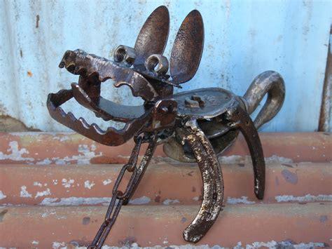 Garden Sculpture Metal Garden Art