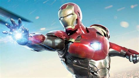 sinopsis film avengers iron man  dibintangi robert
