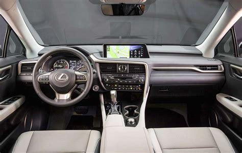 lexus rx  features specs  performance  car review