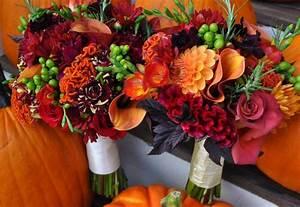 Fall Wedding Flower Arrangements Wedding And Bridal