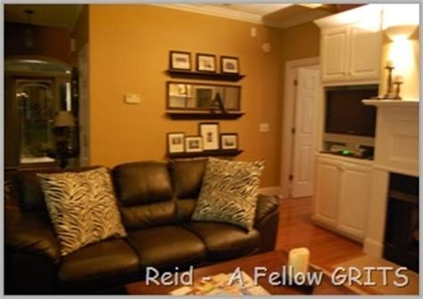 mannered gold sherwin williams possible living room
